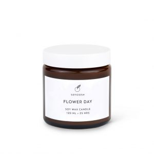Soyoosh świeca sojowa FLOWER DAY 120 ml
